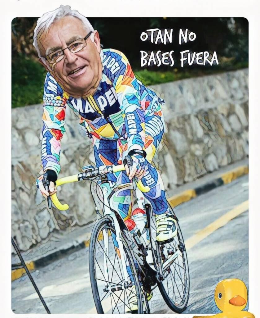 Ponen de alcalde a Valencia a un anciano comunista de 71 años. Linda Galmor