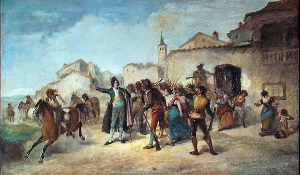 El bando de los alcaldes de Móstoles del 2 de mayo de 1808