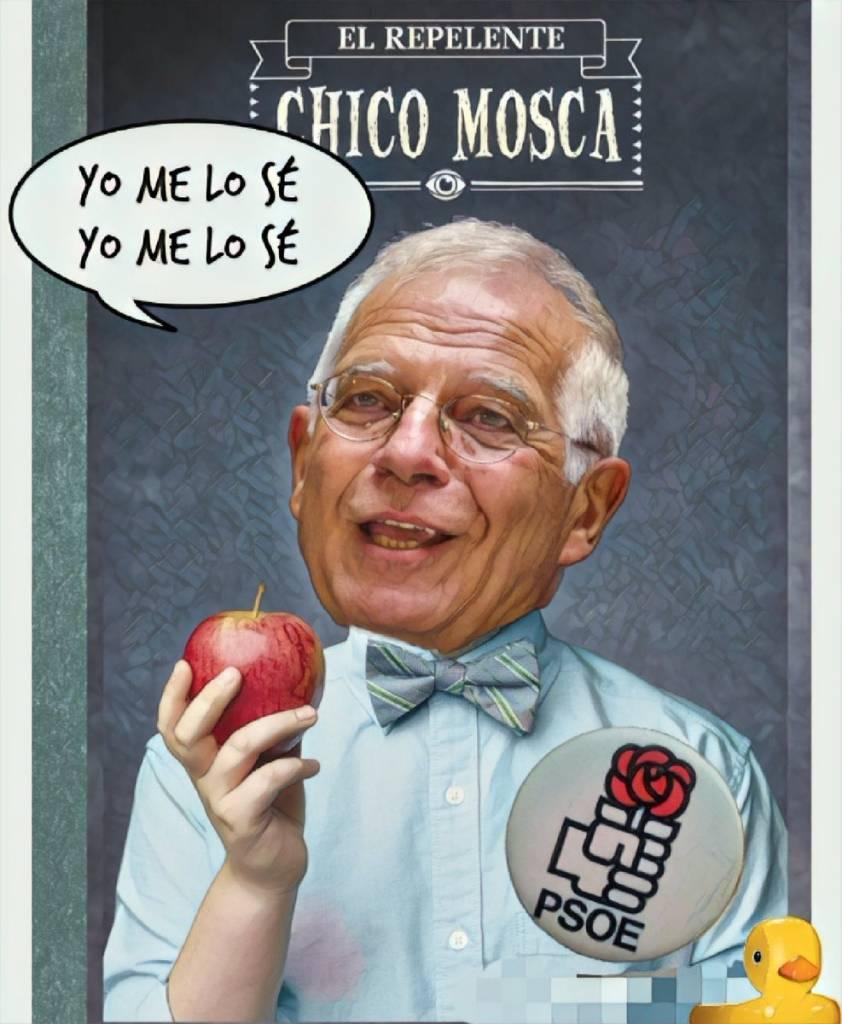 El listillo del gobierno de Sánchez dice que los golpistas presos deberían salir de la cárcel. Por Linda Galmor