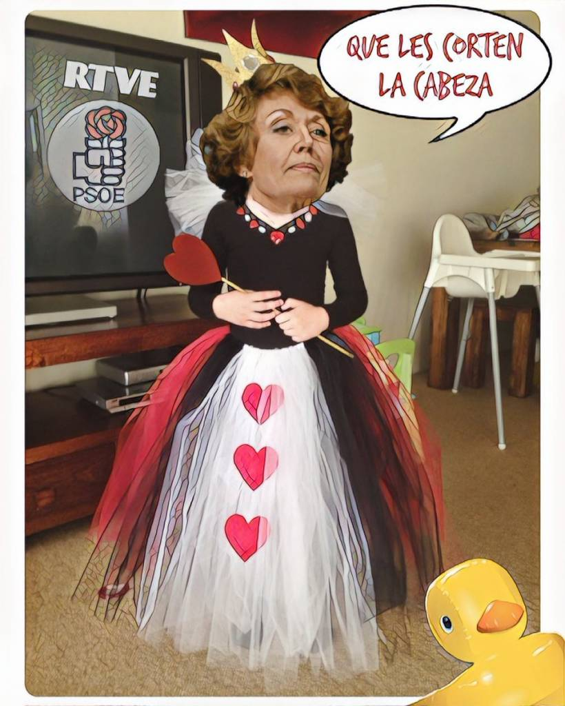 La yayo revolución socialista llega a RTVE. Por Linda Galmor