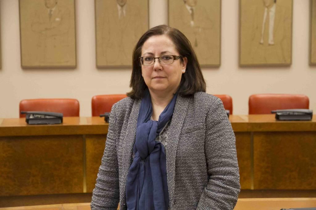 María Jesús Moro el gobierno, ha demostrado tibieza y su falta de amparo al juez Llarena