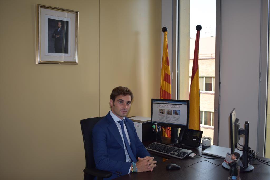 PABLO BARO responsable de APM CATALUÑA