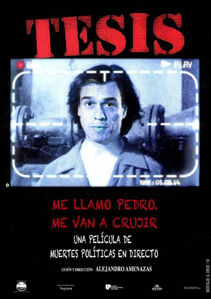 Pedro Sánchez plagió su tesis doctoral (ABC) Santi Orue
