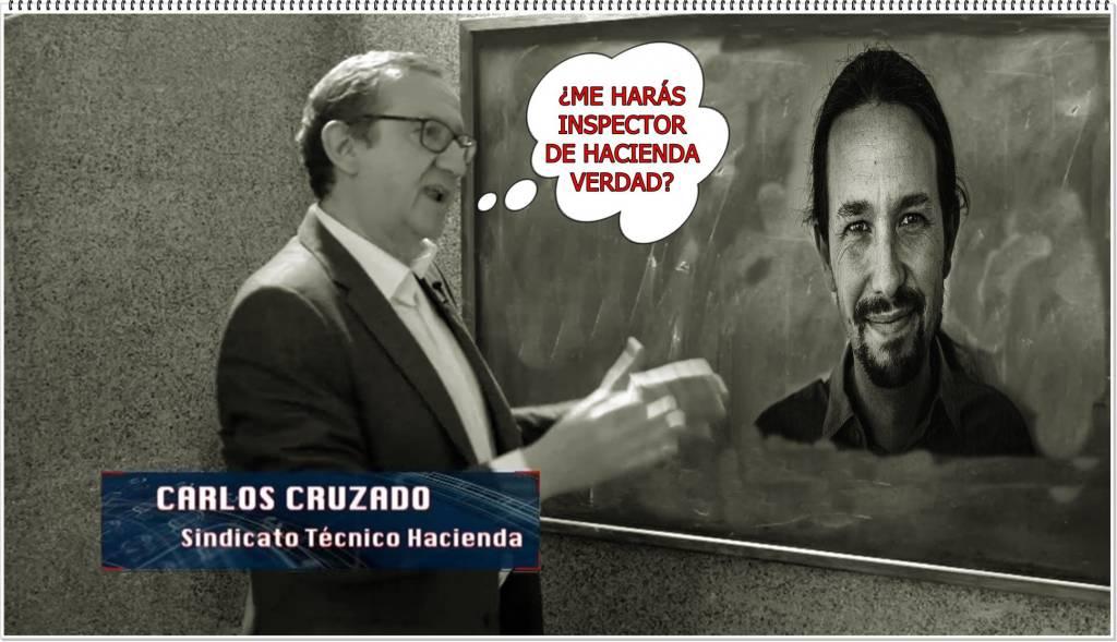 ¿Por qué siempre en los medios se piden explicaciones a los técnicos de Hacienda y no a los Inspectores?