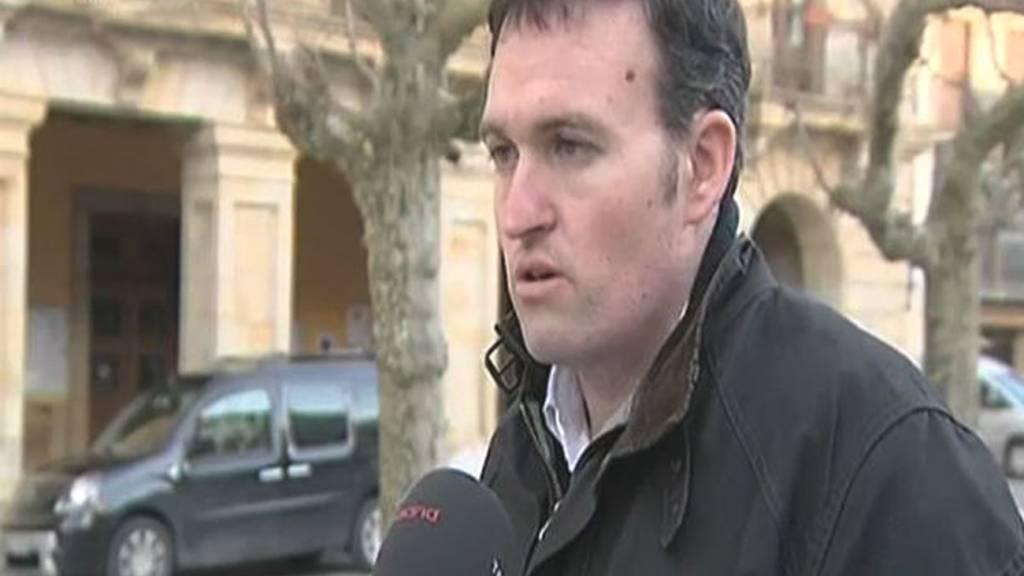 Poco después de presentarse a concejal Juan Antonio Extremera fue amenazado de muerte