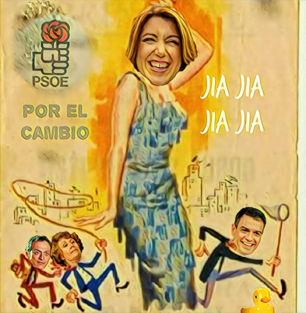 Se abre la veda del voto en Andalucía. Por Linda Galmor