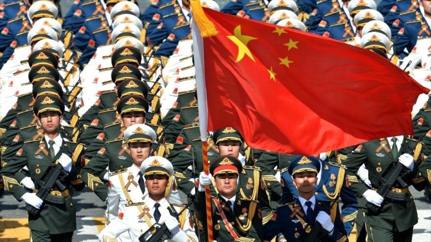 El Ejército de la República Popular China