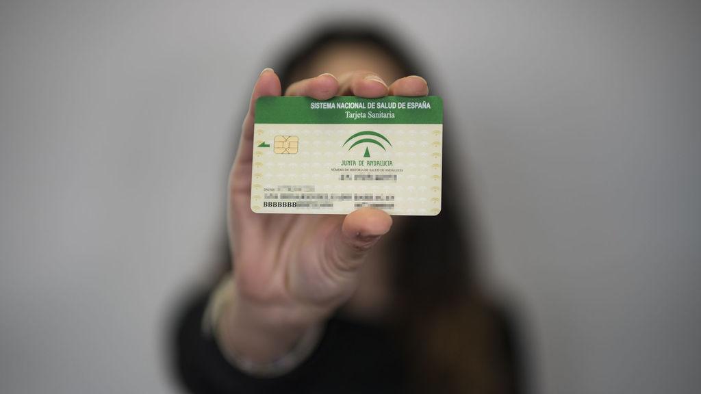 La tarjeta de salud de Andalucía