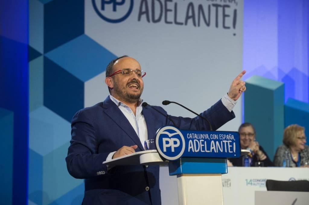 """""""Voy a hacer una oposición sin matices, usando la fortaleza democrática contra el proceso separatista"""""""