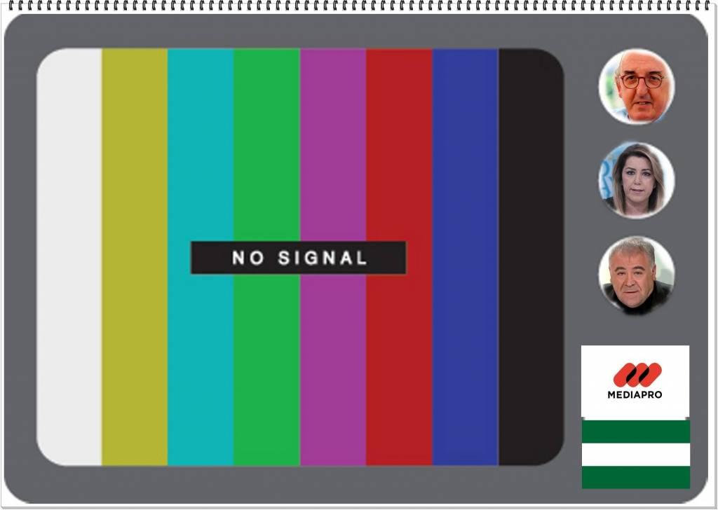 los ciudadanos no podemos disponer de la señal de televisión del juicio de los ERE que se están celebrando en la Audiencia Provincial de Sevilla