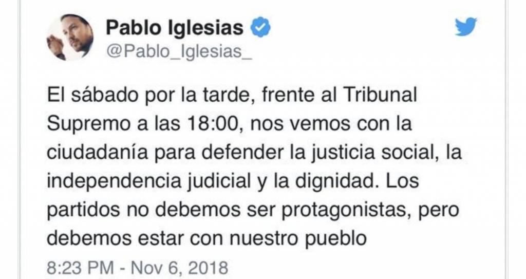 Ya de paso cuéntales Pablo Iglesias como te has agenciado las condiciones excepcionales de tu hipoteca demagogo