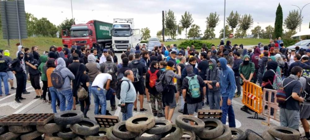 ¿Cuánto les costará el 21-D catalán a los transportistas?