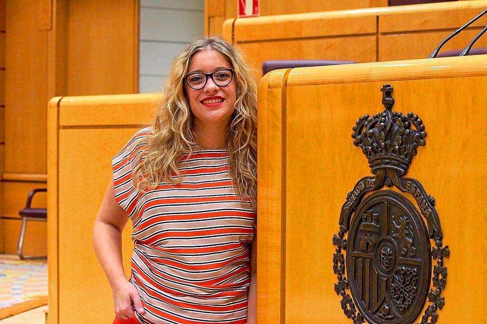 Ester Muñoz, número 2 al Senado por el PP por la provincia de León