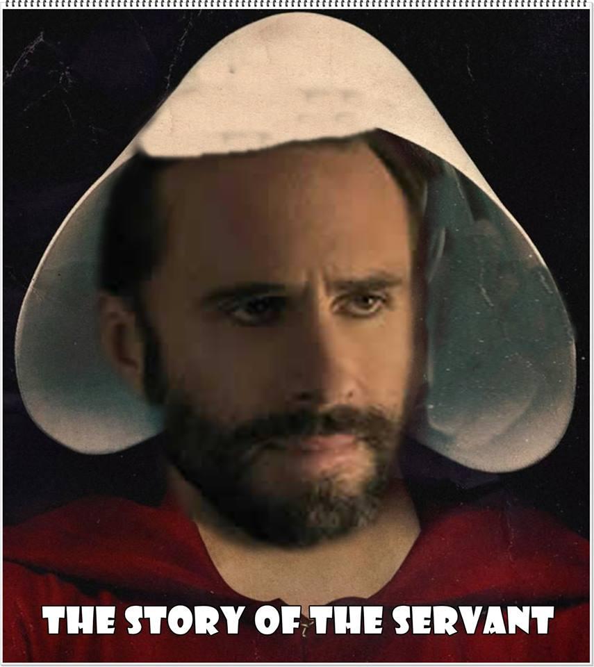 La historia del Sirviente de Carmen Clavo