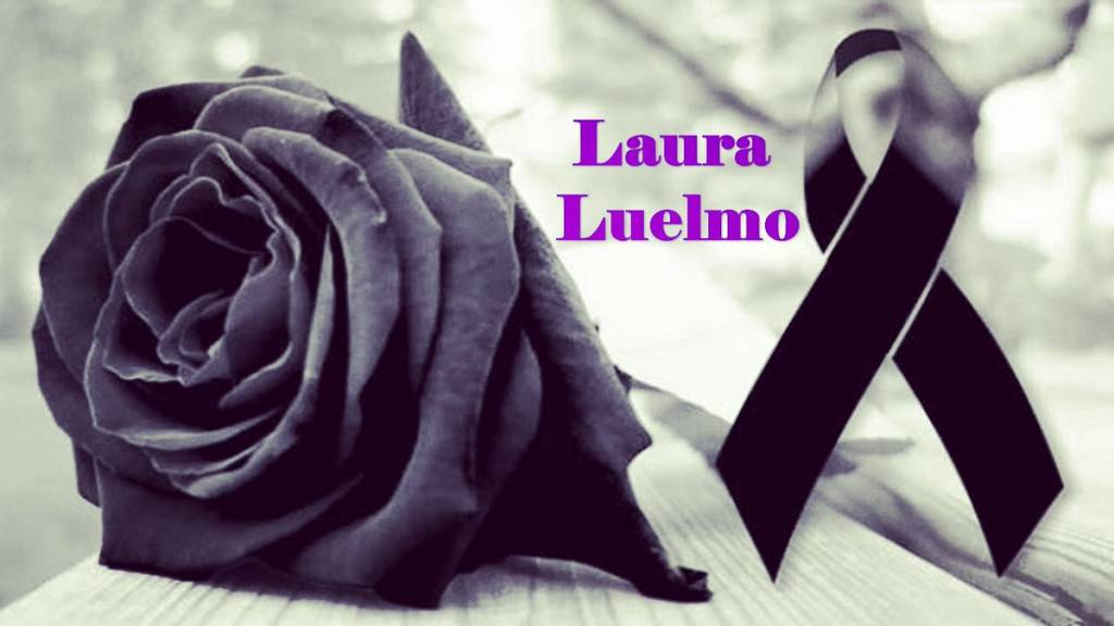Todo nuestro apoyó y cariño para los familiares de Laura Luengo