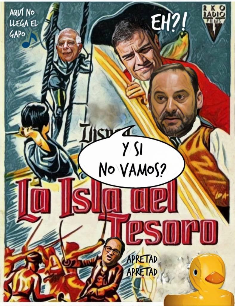 ¡Y dicen que en Cataluña no pasa nada! Por Linda Galmor