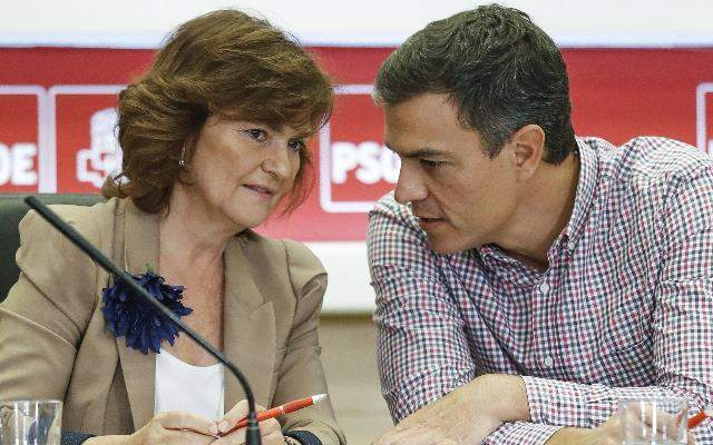 Calvo y Sánchez ¿Qué podría salir mal?