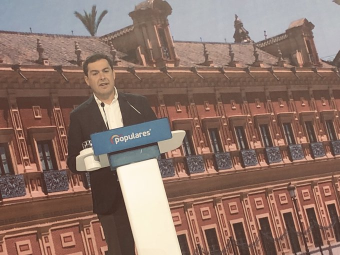 Juan Manuel Moreno Bonilla: Estamos preparados para ganar las próximas elecciones