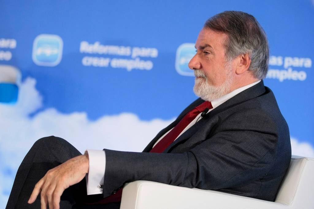 Jaime Mayor Oreja, padre natural del centro derecha vasco