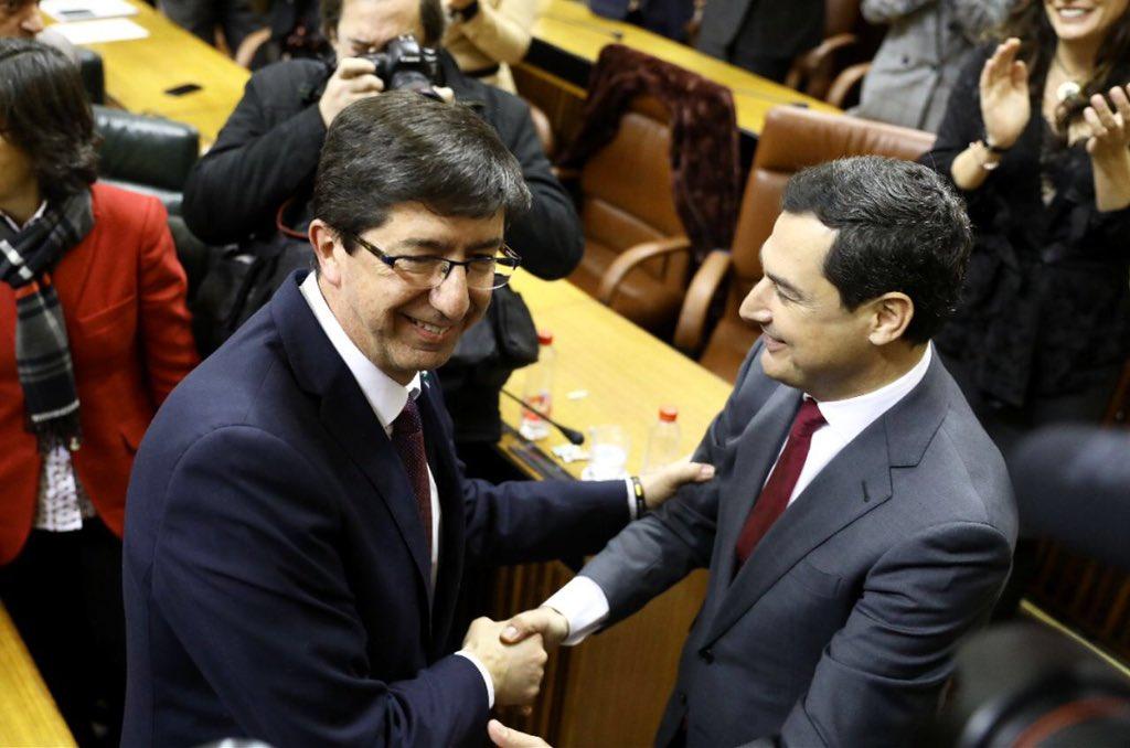 Juan Marín y Moreno Bonilla