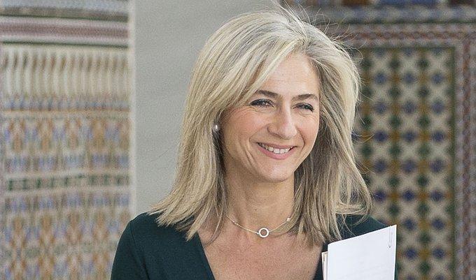Patricia del Pozo Fernández, nueva consejera de Cultura y Patrimonio Histórico.