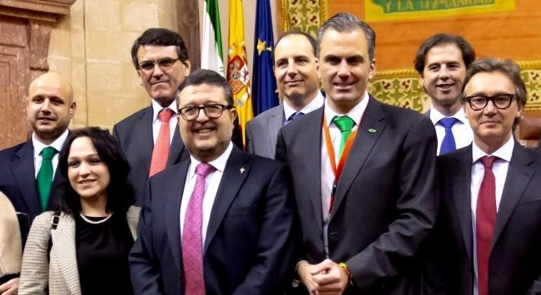 Vox condiciona su apoyo a PP y Ciudadanos en Andalucía a que supriman sus acuerdos contra la violencia de género