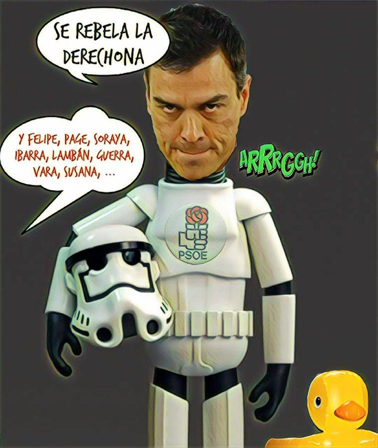 #SanchezDimisión #yovoy #yosivoy Imagen