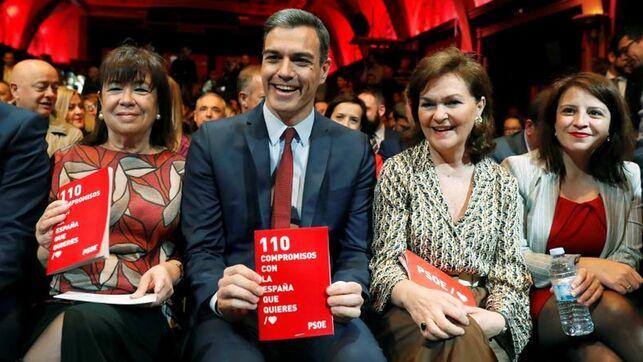 El paro, la ruina económica y burla internacional que se nos avecinan con la propuesta electoral del PSOE