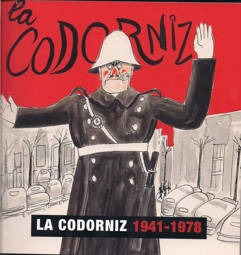Portada de La Codorniz