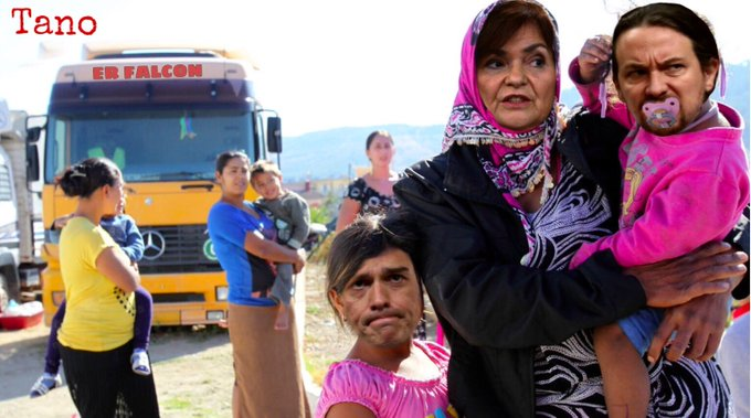 """Carmen Calvo reclama la igualdad de las mujeres Gitanas, """"Sois mis primas, lo habéis sido siempre"""", ha dicho la vicepresidenta del Gobierno. ¡Para muestra un botón! Por Tarantano"""
