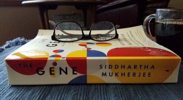El gen de Siddhartha Mukherjee