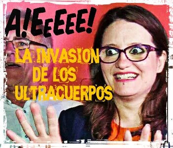 Valencianos CORRED. Por Linda Galmor