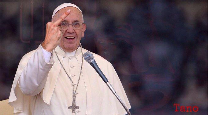 Ya han acusado al Papa Francisco en varias ocasiones de ser un antipapa, no se si lo será o no, pero después de su última entrevista con el maligno (Jordi Evole), este Papa no me representa. Por Tano
