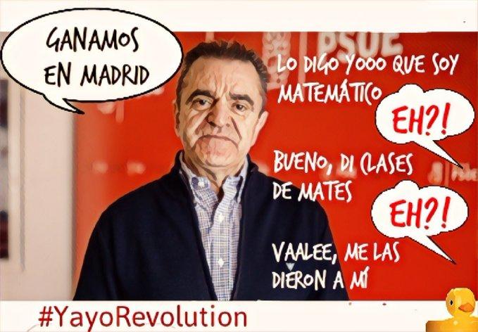 El Partido Socialista de Madrid no renuncia a seguir pegado al canapé. Por Linda Galmor
