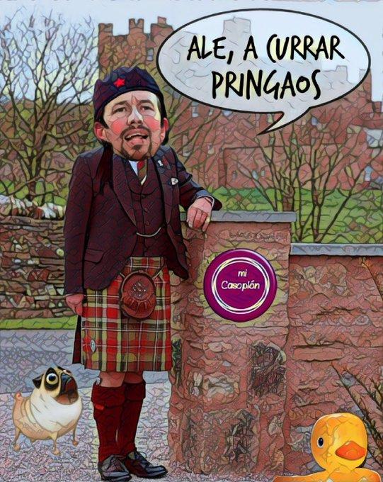 HRH The Prince of Walapagar desea