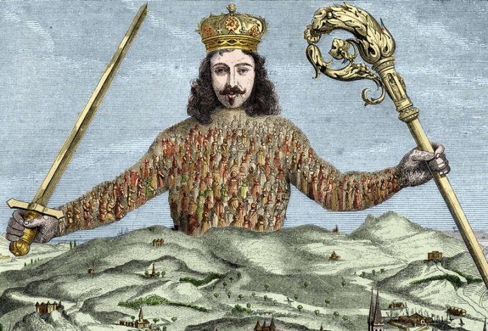 Hobbes llamó Leviathan a la opinión pública