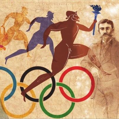Pierre de Coubertin, el barón olímpico