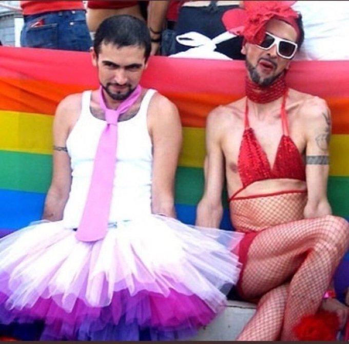 ¿ésto es orgullo gay?