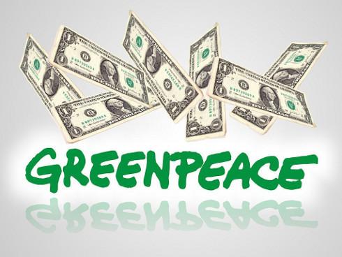 Greenpeace y ecolojetas en acción sí, pero a vosotros quien os ha votado