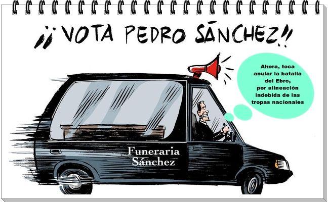 Señor Sánchez además de que su tesis doctoral es un fraude, usted no ha estudiado nada