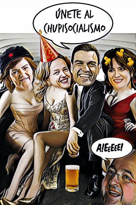 Vuelven los excesos de Photoshop a la propaganda electoral. Por Linda Galmor