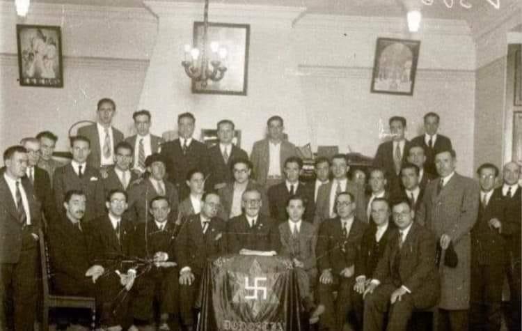 Dedicado al soriano Aitor y los turbios antecedentes racistas del PNV