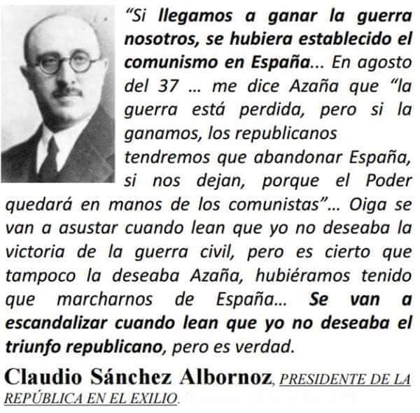 Claudio Sánchez Albornoz
