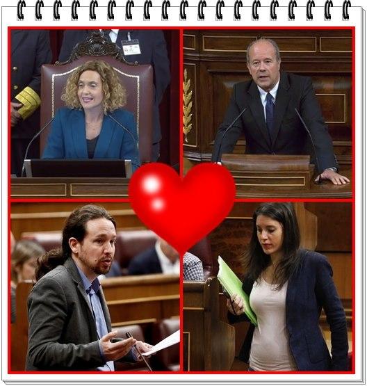 La era Sánchez, la legislatura del amor.