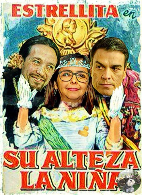 El mundo libre mira con sorpresa al gobierno español. Por Linda Galmor