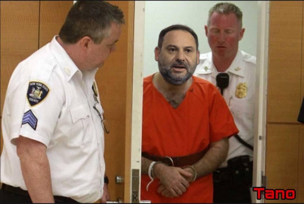 Ábalos ya está en el corredor de la muerte política y su testigo de cargo es el fuego amigo. Ilustración de Tano
