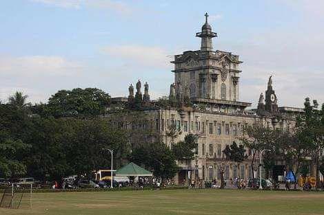 La universidad de Santo Tomas de Filipinas
