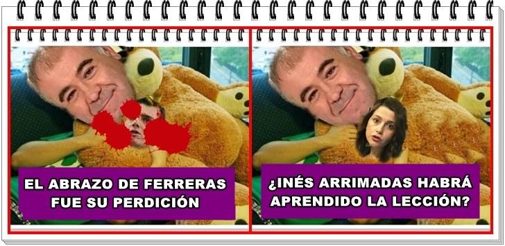 Inés Arrimadas habrá aprendido la lección