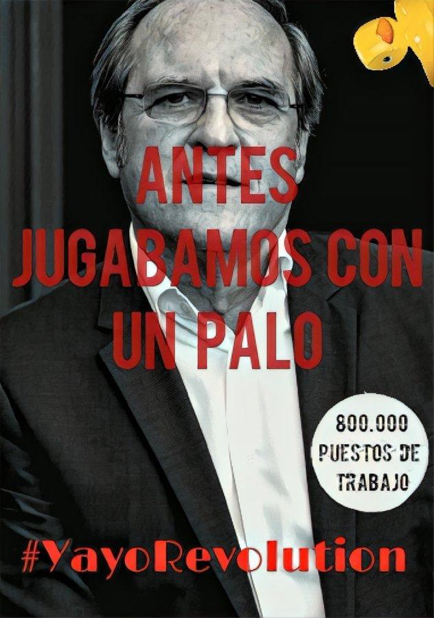 Ángel Sabiondode la Pesoe critica las mascarillas repartidas en Madrid. Por Linda Galmor