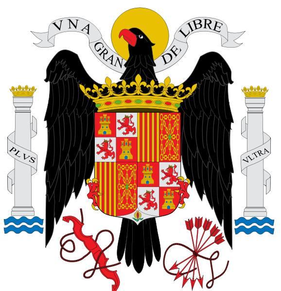 Escudo de España -1938.